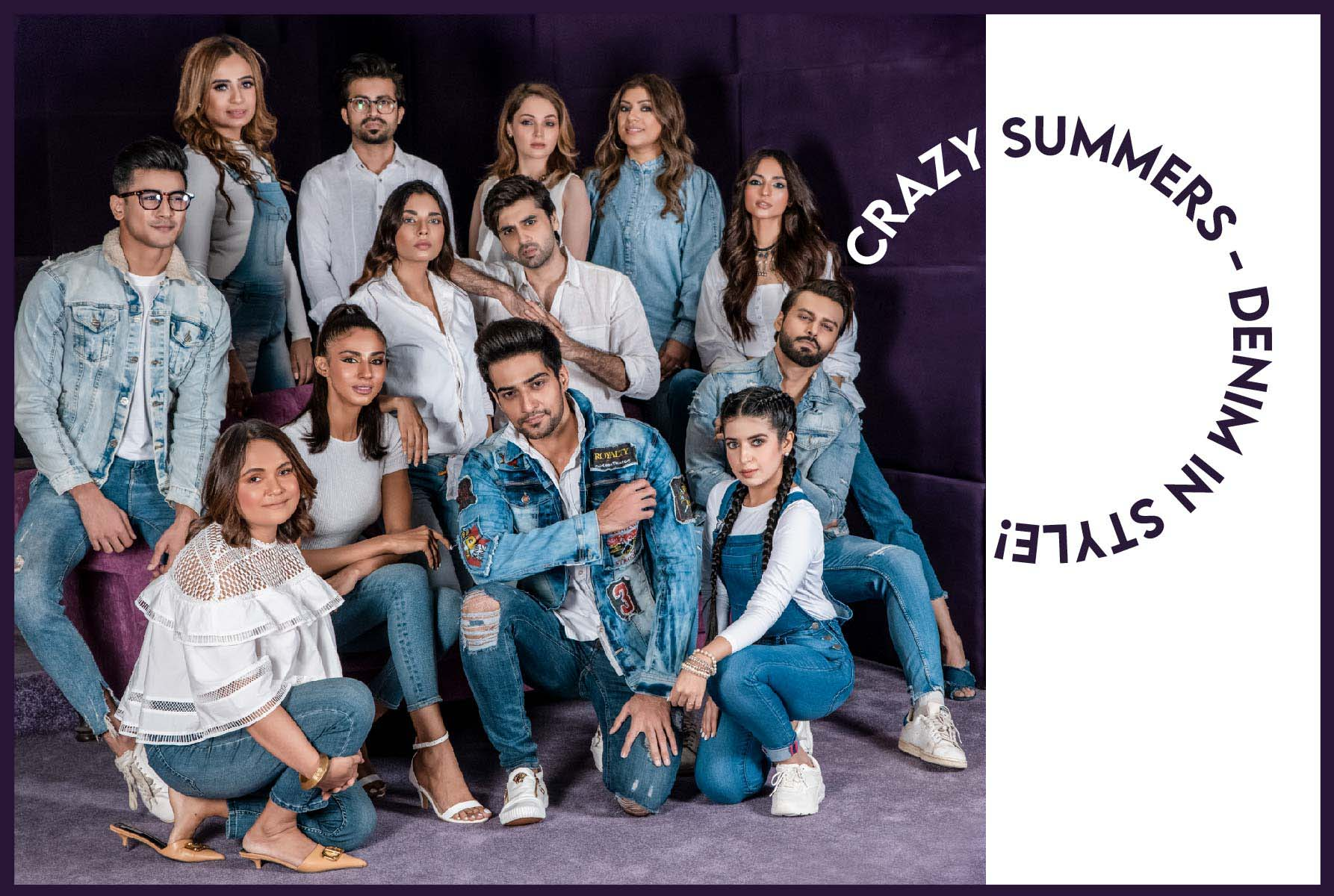 Crazy Summers Denim in Style