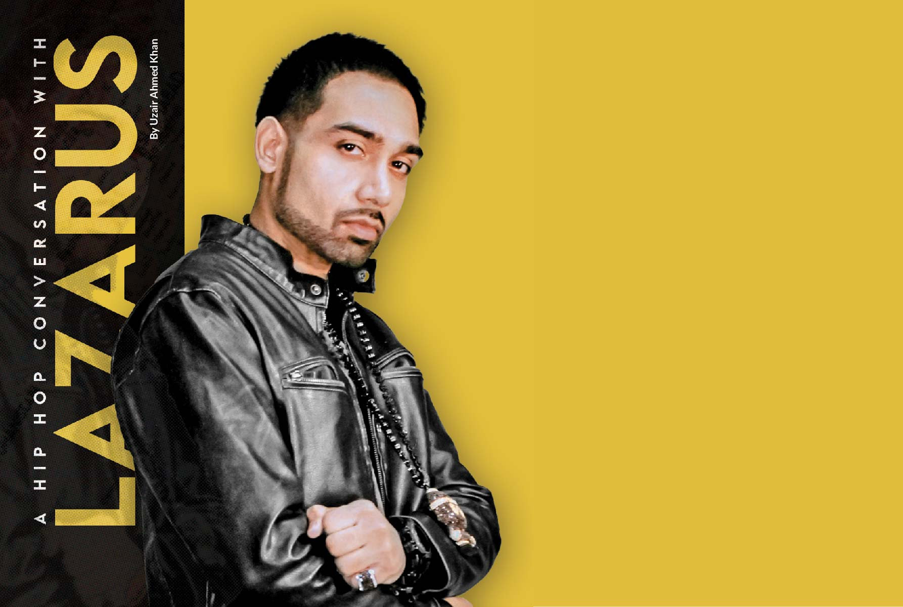 Hip-Hop Artist Lazarus