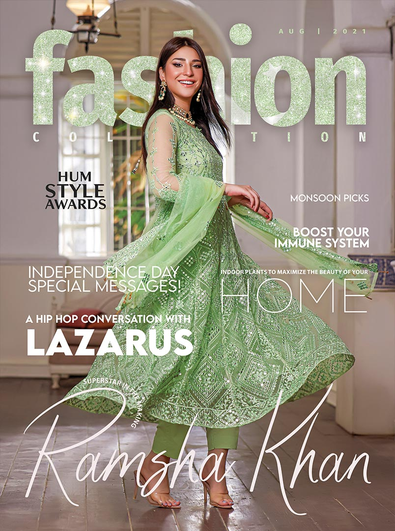 Fashion Collection Magazine Cover of August -2021