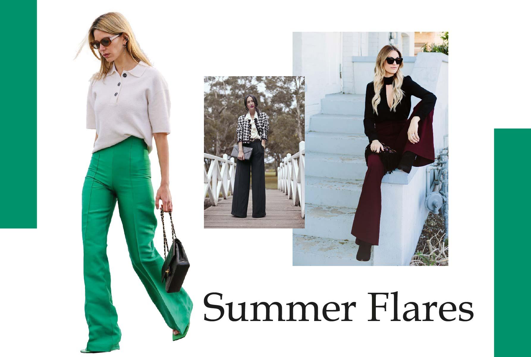 Summer Flares