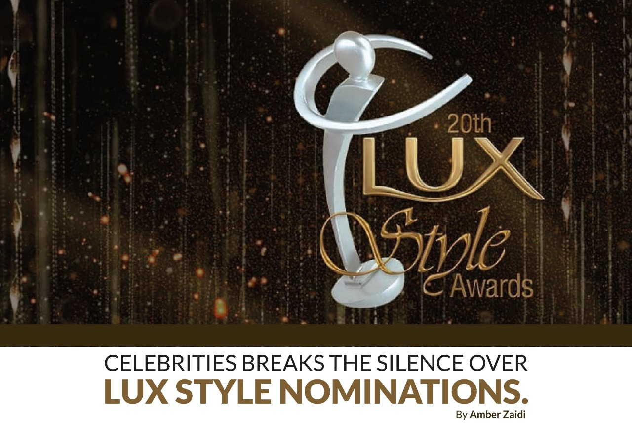 Celebrities breaks the silence over LUX STYLE NOMINATIONS