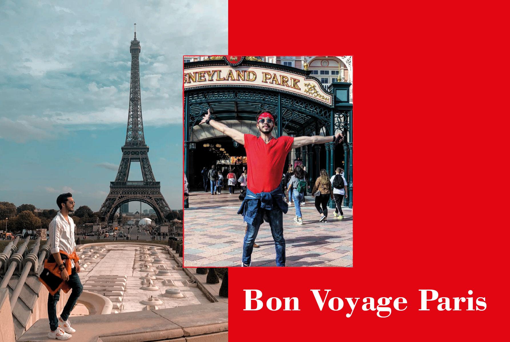 Bon Voyage Paris